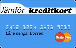 Hitta billiga kreditkort